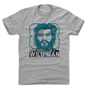 Brent Burns Men's Cotton T-Shirt | 500 LEVEL