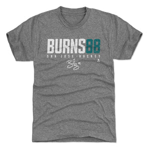 Brent Burns Men's Premium T-Shirt | 500 LEVEL