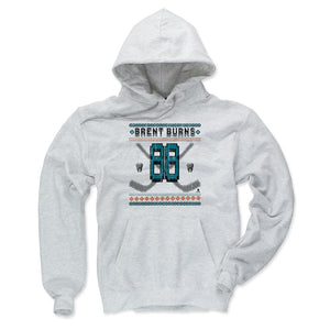 Brent Burns Men's Hoodie | 500 LEVEL