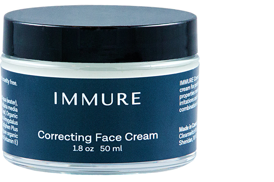 Correcting Face Cream
