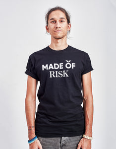 Unisex Made of Risk Tee
