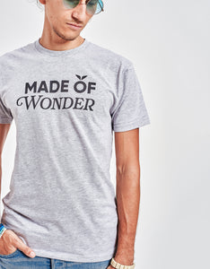 Unisex Made of Wonder Tee