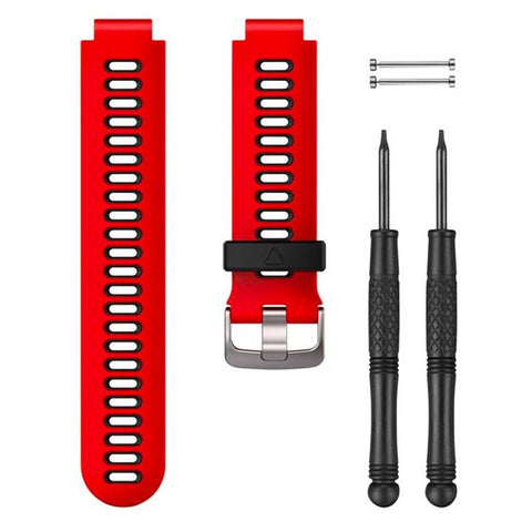 Garmin Replacement Band Red & Black (FR 735)