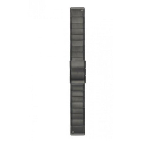 Garmin QuickFit 22mm Slate Grey Stainless Steel Band