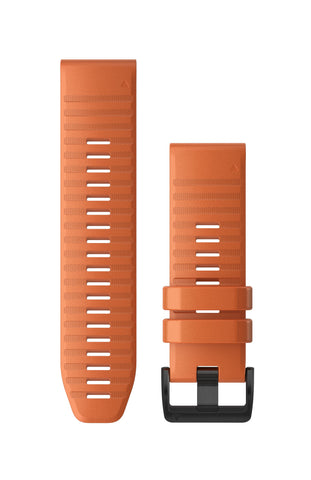 Garmin QuickFit 26 Ember Orange Silicone