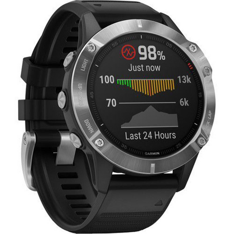 NEW * Garmin Fenix 6S Silver