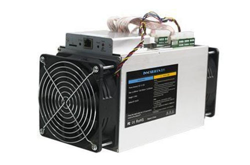 Innosilicon A9 ZMaster 50ksol/s with PSU and 12 Month Turnkey Hosting ZCash Miner