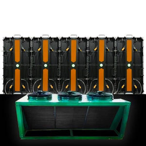 ASICminer 8 Nano Pro 76 TH/s with PSU and 12 Month Turnkey Hosting