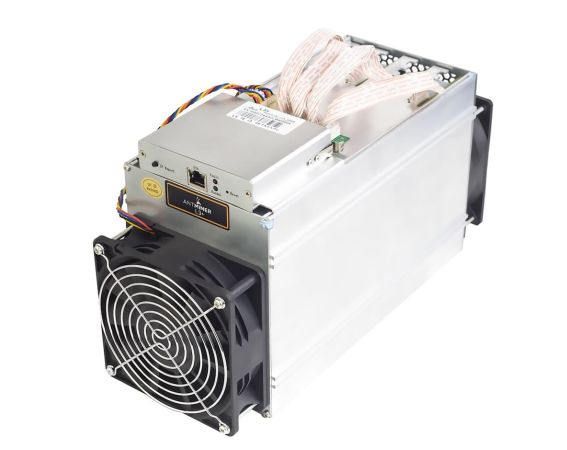 Antminer L3+, 504MH/s With PSU, Cables and 6months to pay second part of year of service with all power included!!