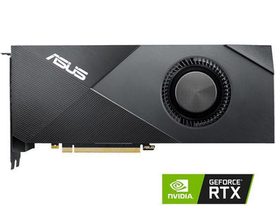 ASUS Turbo GeForce RTX 2080 DirectX 12 TURBO-RTX2080-8G 8GB 256-Bit GDDR6 PCI Express 3.0 HDCP Ready Video Card