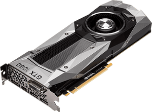 CMC For Mike King of NVIDIA - GeForce GTX 1080 Founders Edition 8GB GDDR5X