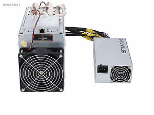 2000 Antminer D3 (19.3Gh) from Bitmain mining X11 algorithm with a maximum hashrate of 19.3Gh/s for a power consumption of 1350W with 1 year of hosting included and upgrade or exchange option included.