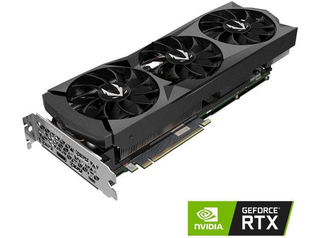 ZOTAC GAMING GeForce RTX 2080 AMP 1 year of hosting Within rig