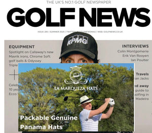 As seen on GOLF NEWS (THE UK'S NO. 1 GOLF NEWSPAPER))