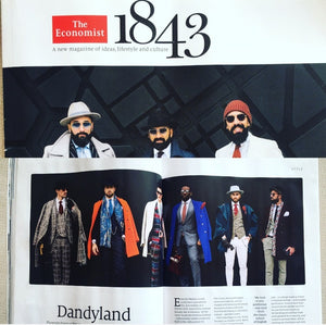 The Economist 1843 Magazine