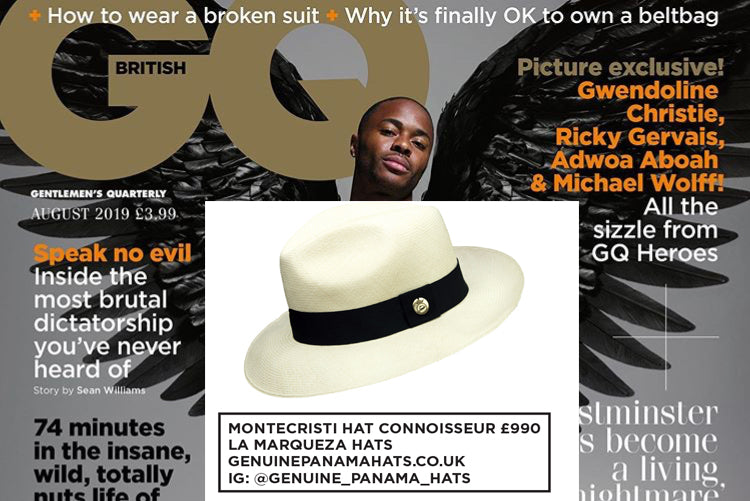 As featured in British GQ
