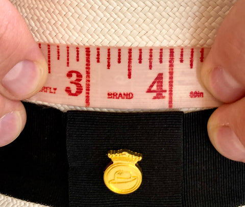 Grades of quality of Panama Hats