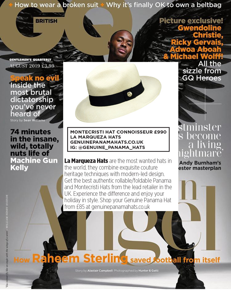 men's latest styles panama hats GQ The perfect panama hat for summer GQ
