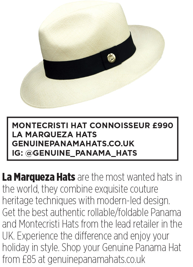 The Panama Hat GQ 2019
