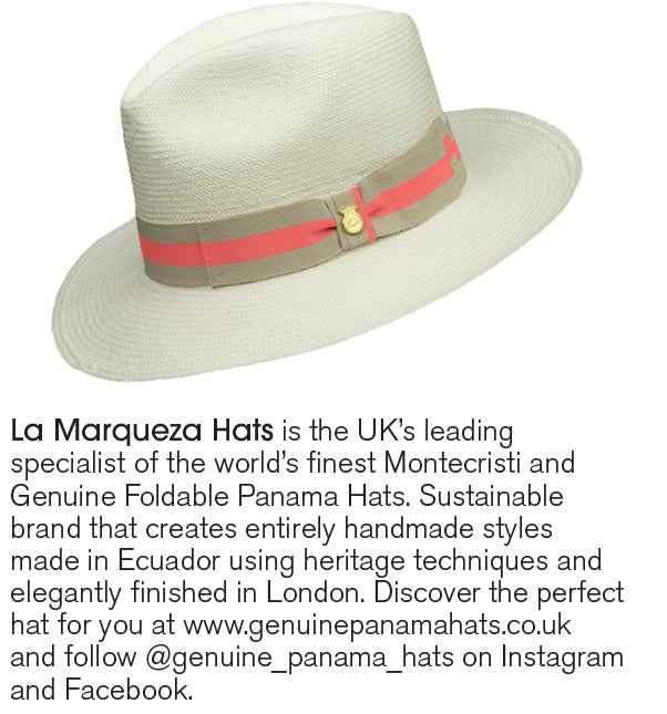 The most wanted hats by La Marqueza Hats