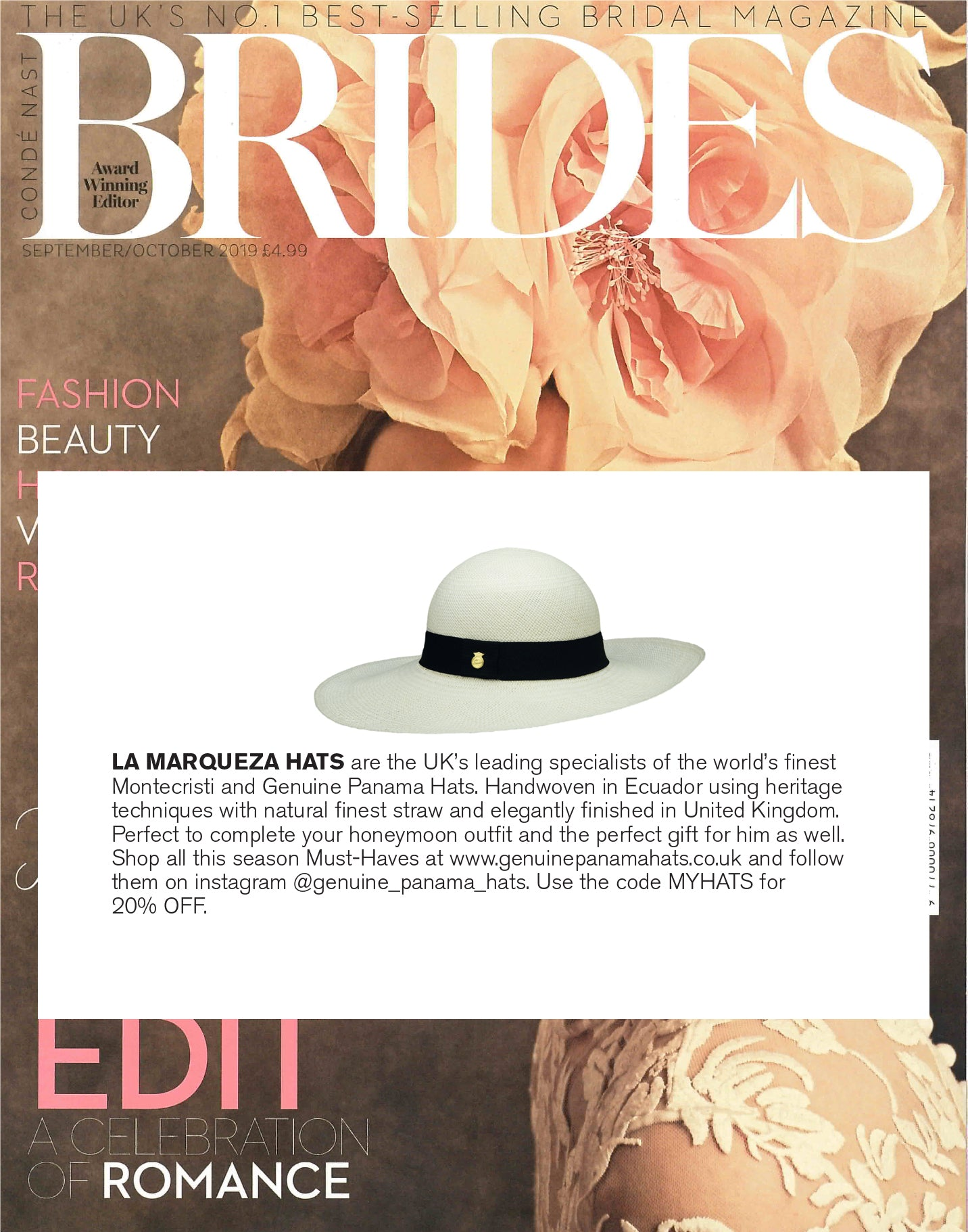 UK's No 1 Best selling Panama Hat