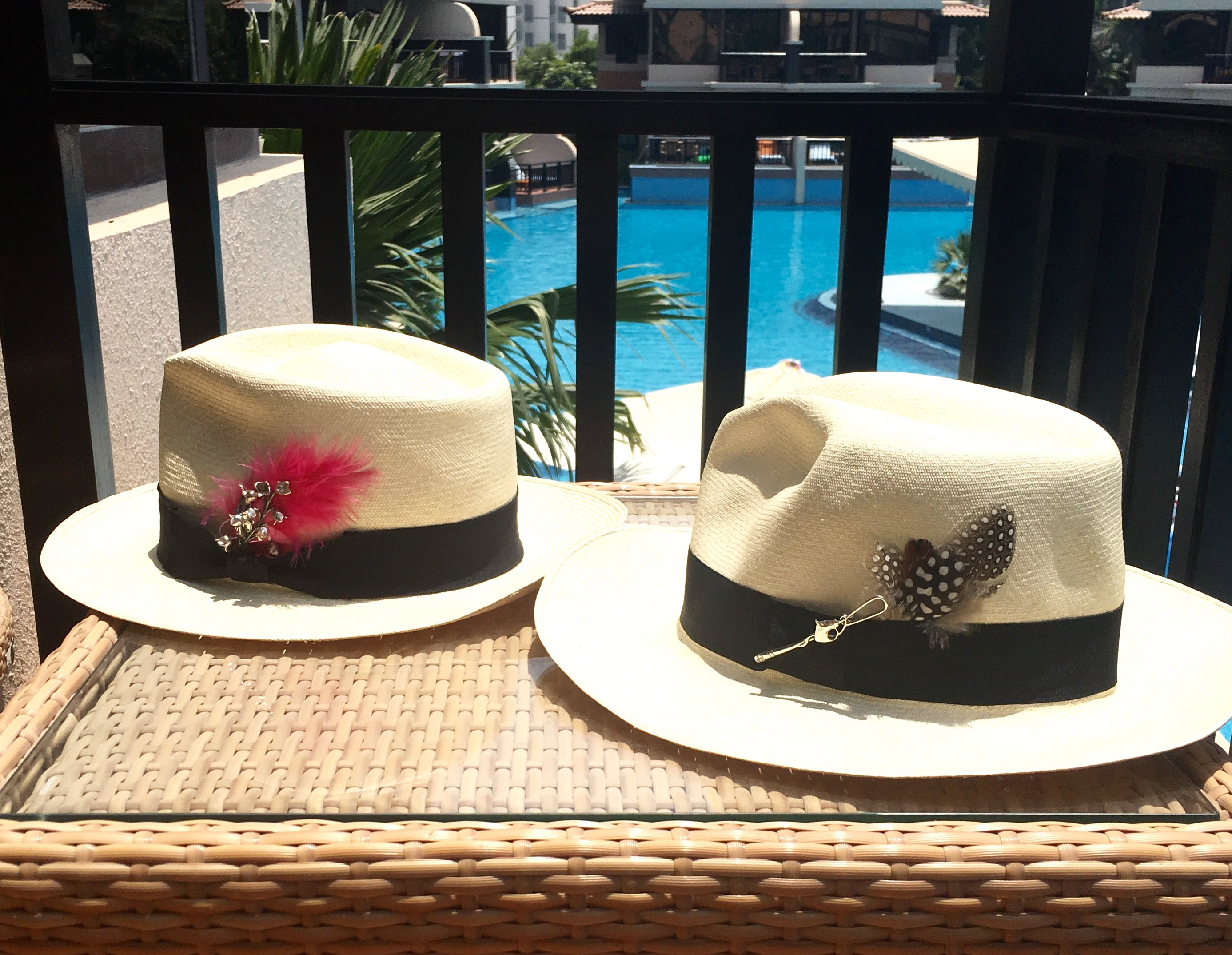 Best quality montecristi hats
