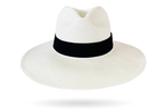 Fedora wide brim Panama Hat New York