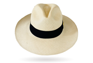 Wide Brim Panama Hat Montecristi UK
