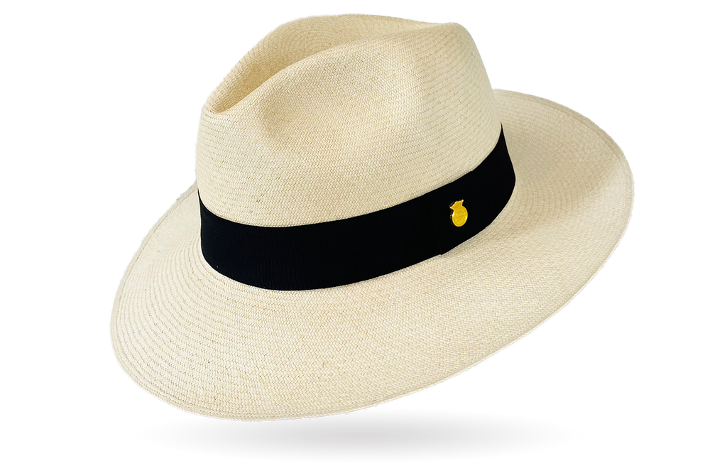 Montecristi hat wide brim luxury hat