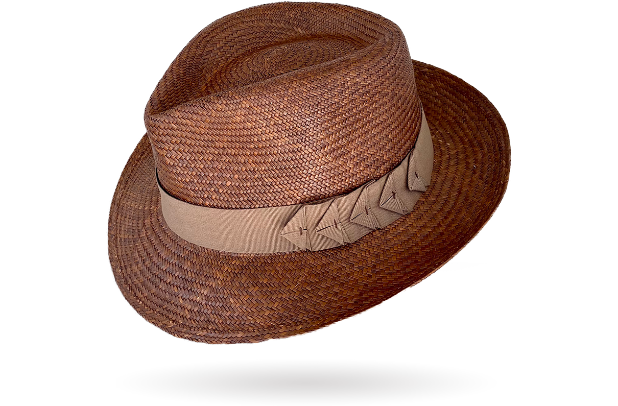 brown hat men's