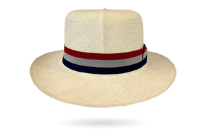 montecristi creased crown hat brent