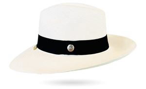 Superfino Luxury Straw Hat UK