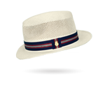 Royal Ascot Panama hat - La Marqueza Hats