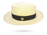 Porkpie Panama Hat men's