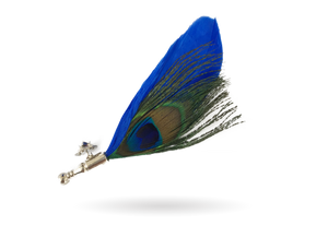 Hat Feathers Pin