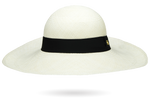 Panama hat womens packable