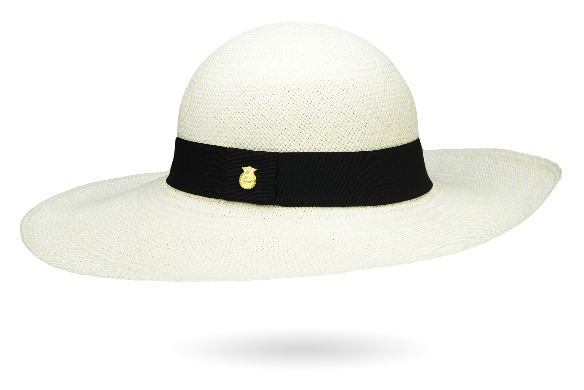 panama hat womens uk white large brim