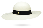 panama hat womens uk white