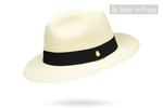 Superfino Classico Panama Hat Natural Panama Hat