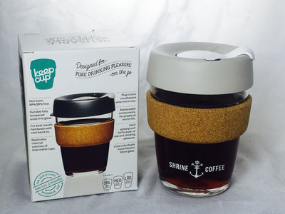 Shrine Coffee Custom Travel KeepCup