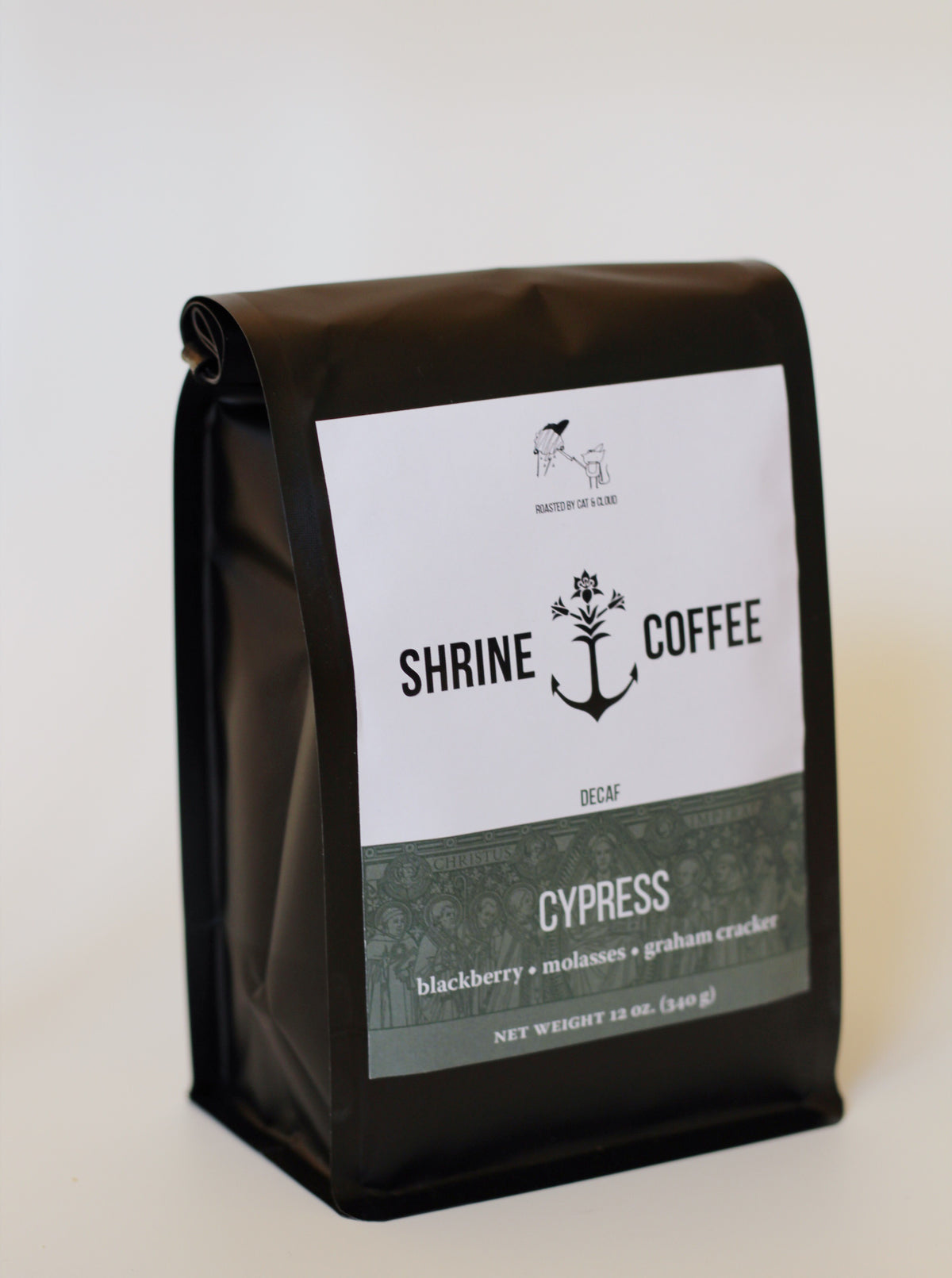 Cypress Decaf