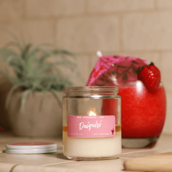 Soy Republic - Daiquiri - Cocktail Candle