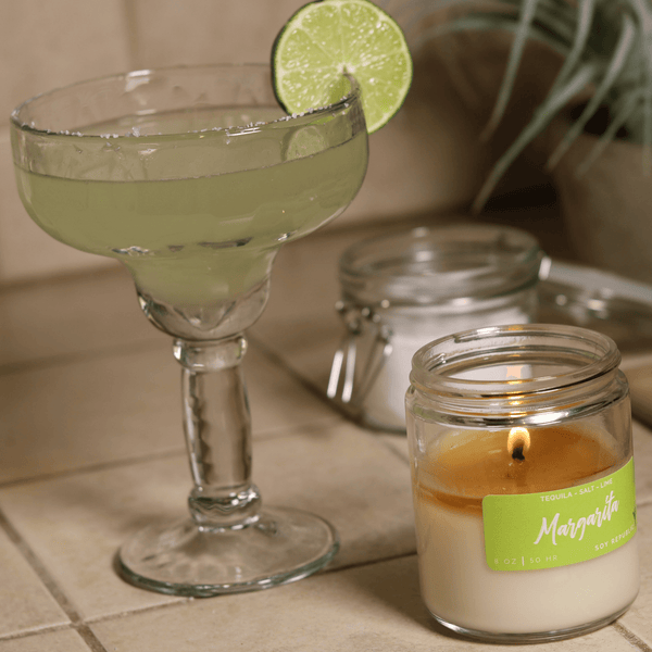 Soy Republic - Margarita - Cocktail Candle