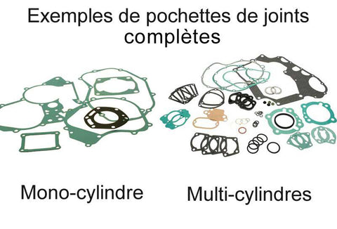 Kit joints moteur complet CENTAURO Yamaha YZ250F 2019