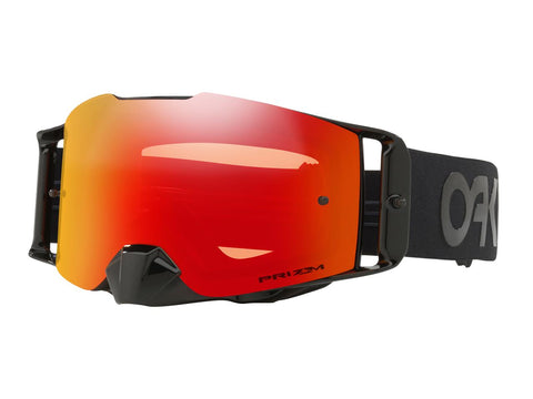 Masque OAKLEY Front Line Blackout écran Prizm MX Torch