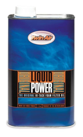 Huile filtre à air TWIN AIR Liquid Power 1L