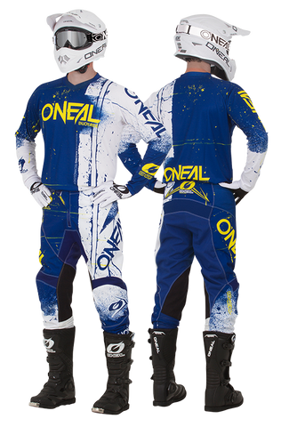 Tenue Oneal O'Neal Element Shred Bleu