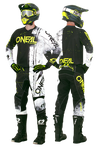 Tenue Oneal Element Shred Black