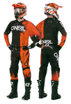 Tenue Oneal Element Shred Orange