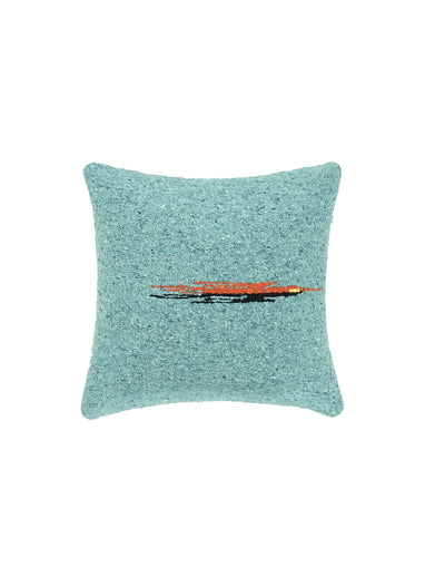 Inda Pillow Turquoise